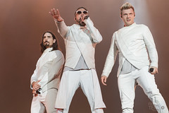 Backstreet Boys @ Festival d'été de Quebec 7/9/2017 #FEQ2017