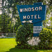 Vintage Windsor Motel Sign