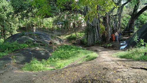 kottarakkara scenic hill kollamdistrict kerala india anchal valakom jadayupara chadayamangalam malamel rock kottarakara kollam pathanapuram ayur jadayu temple