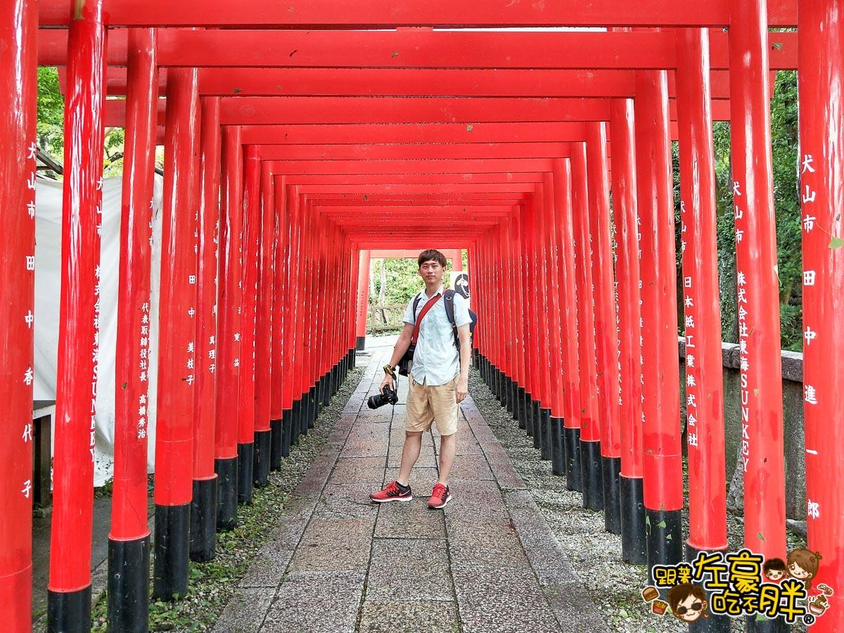 日本名古屋 犬山城+老街 中部探索之旅-8