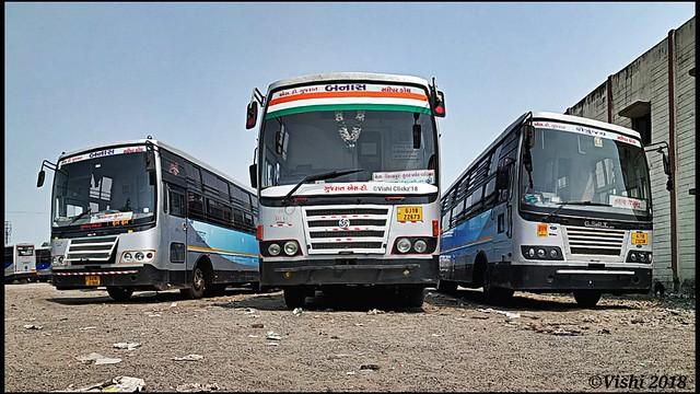 Gsrtc Sleeper Coach Buses