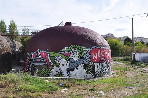 Viseu - street art