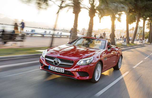 Comprar Mercedes-Benz Classe Slc