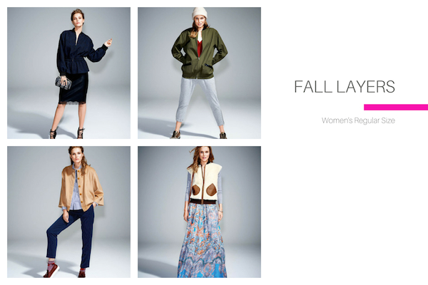 Fall Layers Collection