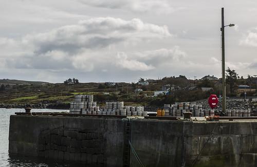 Cleggan, County Galway, Ireland 5 October 2018