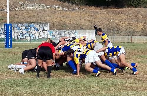 Prato Sesto vs u16