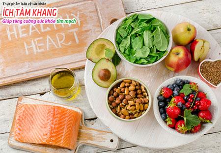 Chế độ ăn uống hợp lý rất quan trọng với người bệnh hở van tim