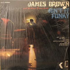 JAMES BROWN:AIN'T IT FUNKY(JACKET A)
