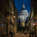 30/10/2018 - PDI. League 2. Open. St Pauls at Dusk by Steve Baldwin
