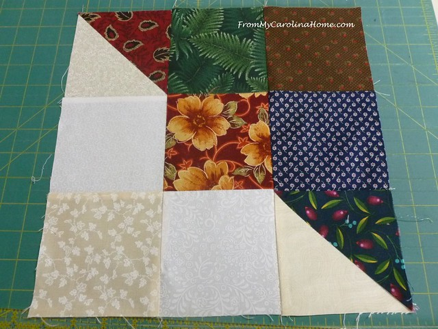 Carolina Hurricane Quilts Project at FromMyCarolinaHome.com