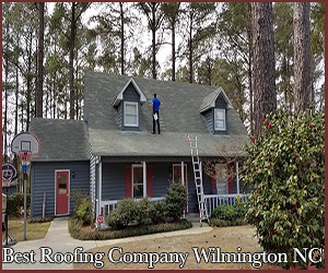 best roofing repair company in Wilmington, NC