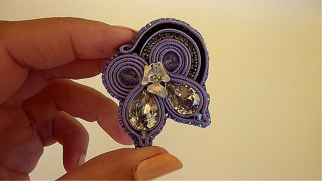soutache by Martha Mollichella handmade jewerly italian soutache