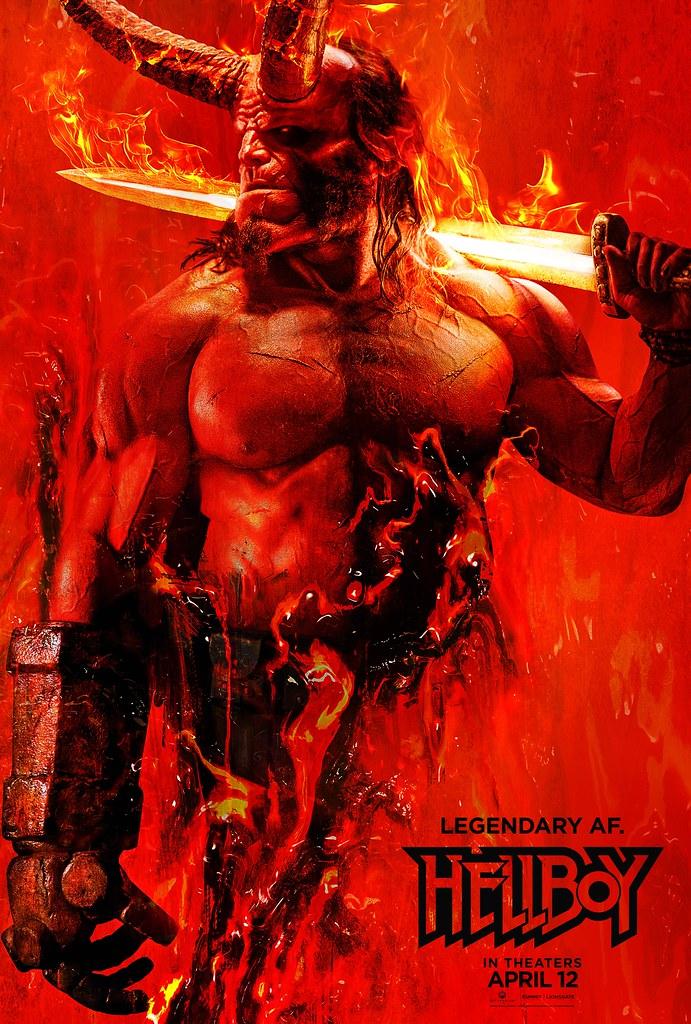 Hellboy Legendary AF