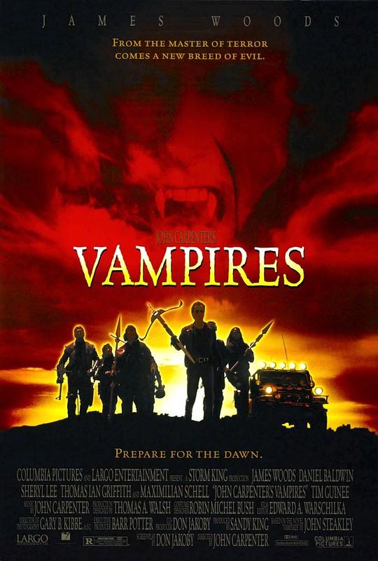 Vampires - Poster 1