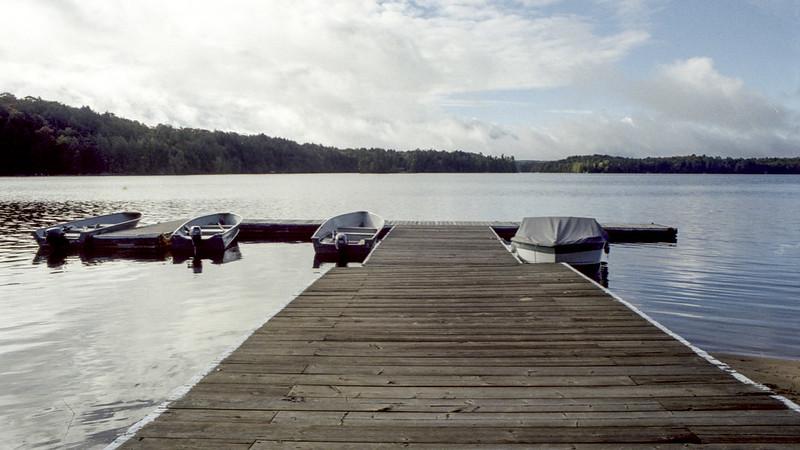 Billie Bear Boat Selection