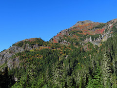 Autumn at Yellow Aster Butte in WA