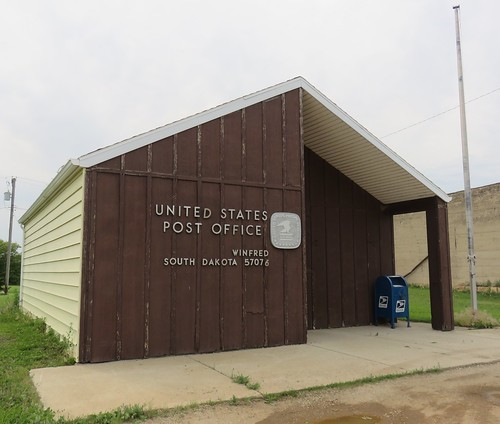 Post Office 57076 (Winfred, South Dakota)