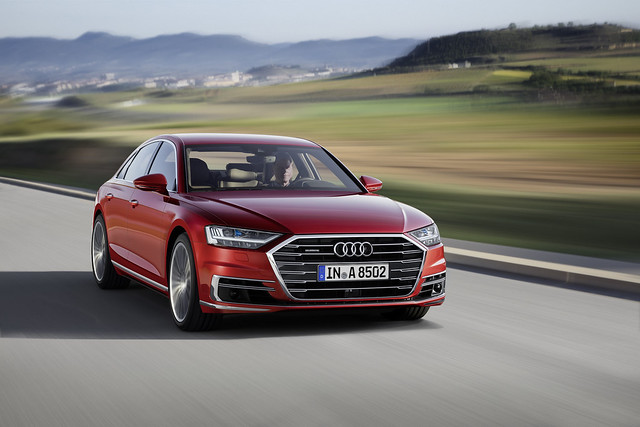 Comprar Audi A8