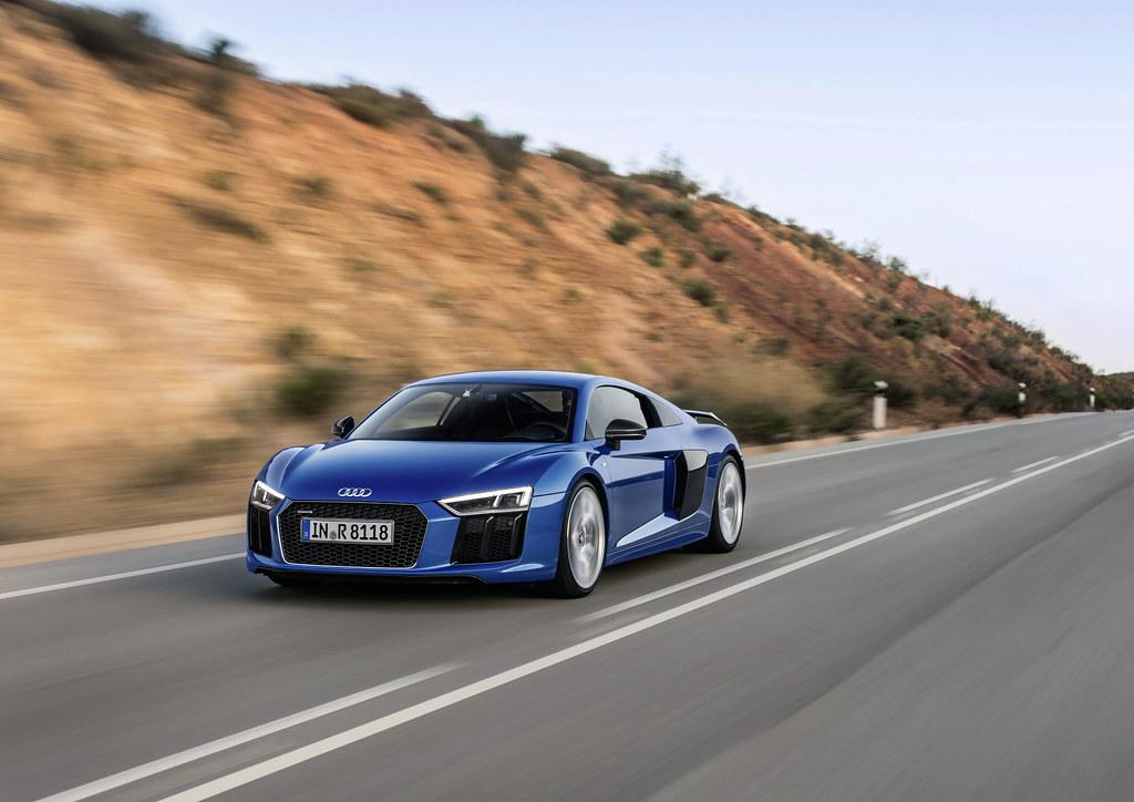 Comprar Audi R8