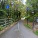 Bourn Brook Walkway, Quinton - path