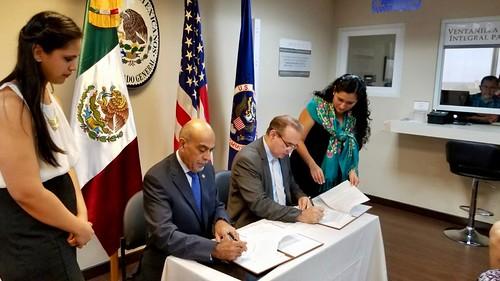 Firma de Acuerdo de Colaboración con la Comisión de Igualdad de Oportunidades en el Empleo