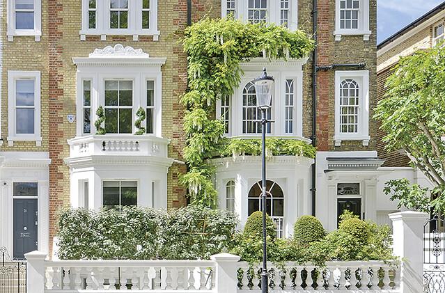A London Home
