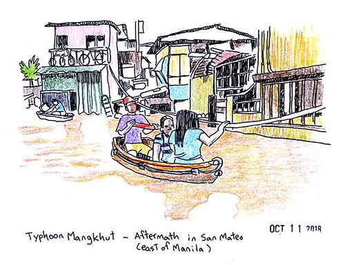 Typhoon Mangkhut Aftermath