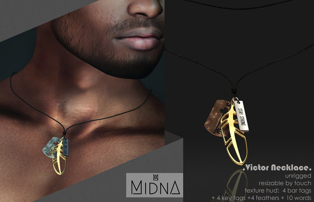 Midna - Victor Necklace - TeleportHub.com Live!