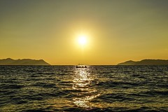 Antalya Kaş gün batımı