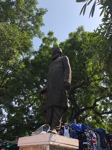City Landmark - Balkrishna Shivram Moonje, Outside New Delhi Railway Station
