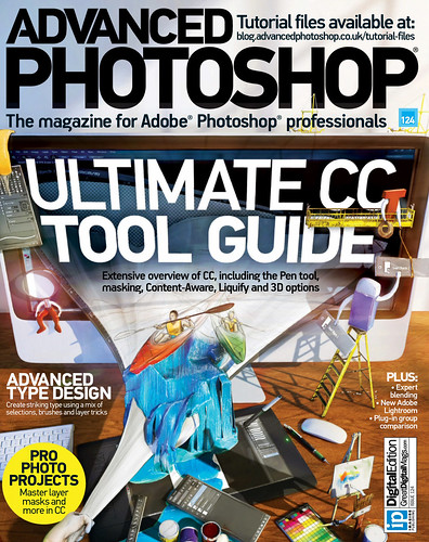 Advanced Photoshop 2014 124 July