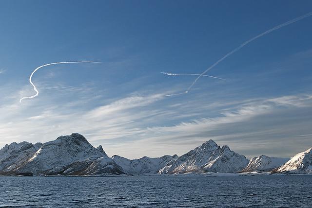 Au-delà du cercle polaire, 2012 / Beyond the polar circle, 2012