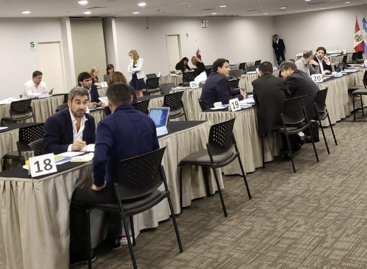 2018-10-29 PRENSA:Ronda de negocios misión comercial a Perú.