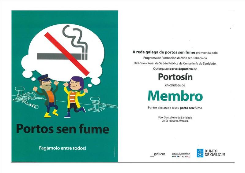 PORTOS SEN FUME