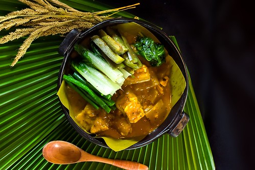 Taste of Davao Dinner Buffet_Kare-kare