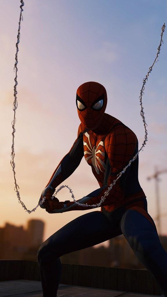Spiderman PS4 | Peter Parker | Major Marlowe | Flickr