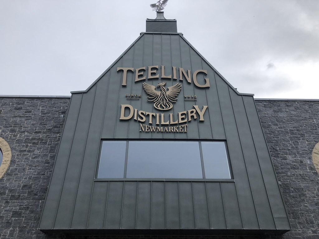 Teeling Distillery | 2 Days in Dublin