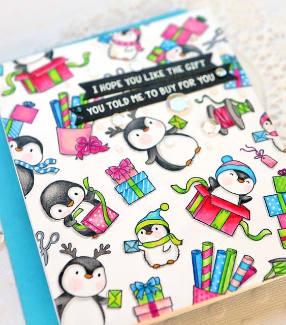 i hope you like the gift close up 1