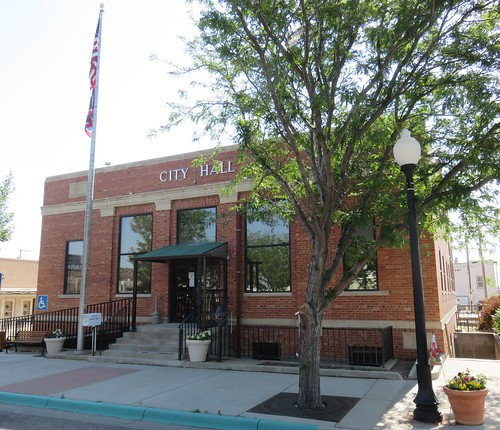 Old Post Office 82201 (Wheatland, Wyoming)