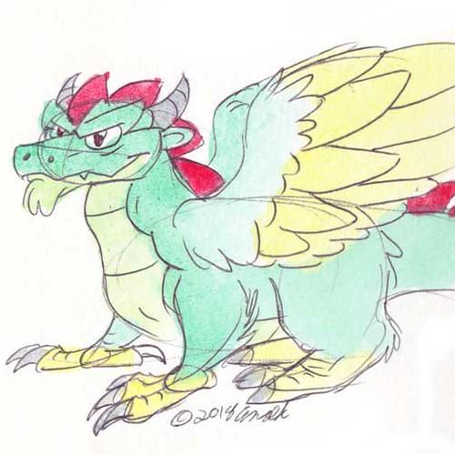10.19.18 - Dragon