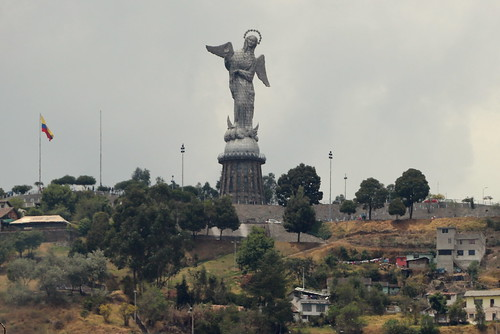 J21 : 8 octobre 2018 :Quito