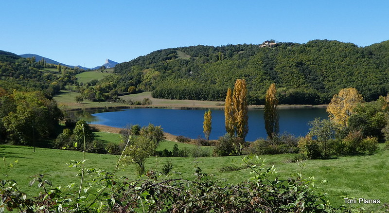 Estany de Montcortès