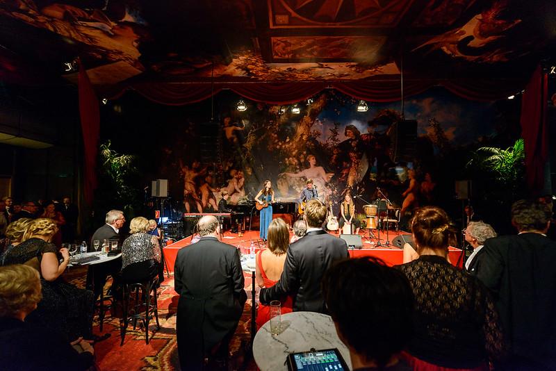 Wenzel Beck & Daphne B LIVE @Musikverein