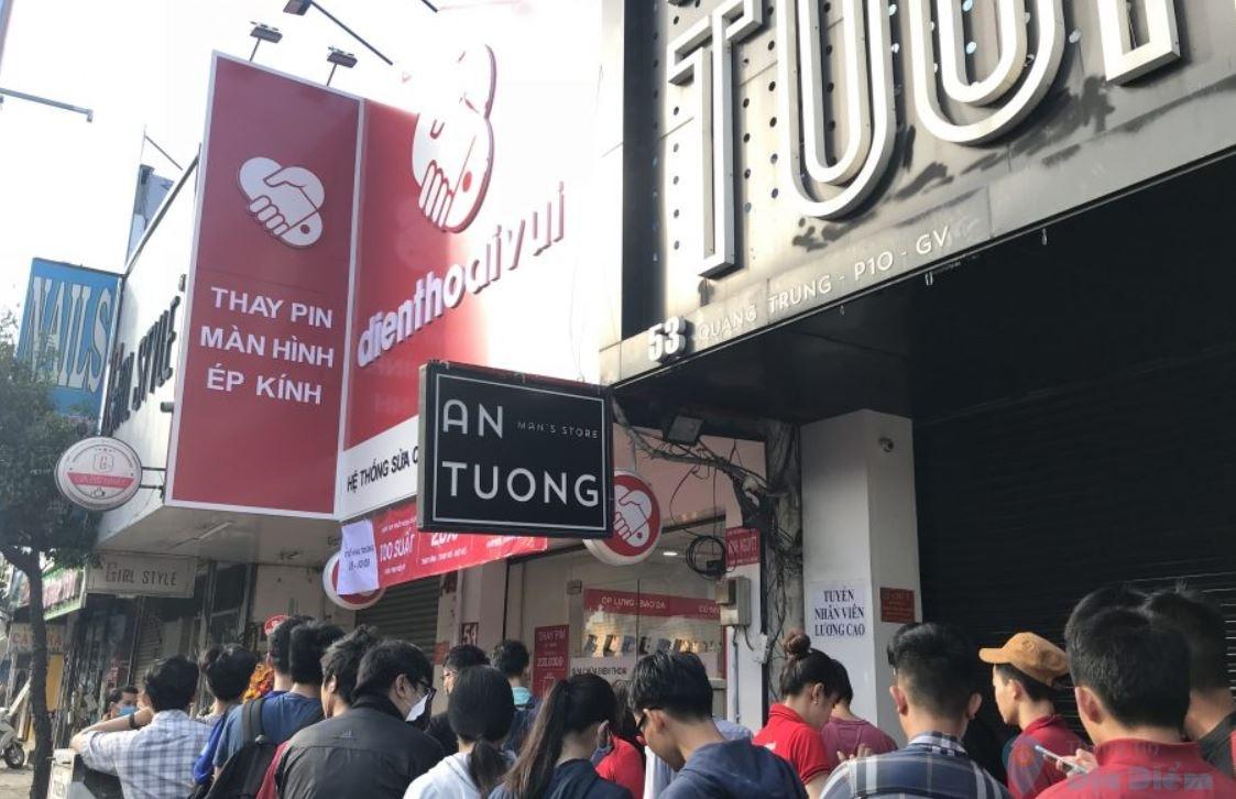Điện Thoại Vui Quang Trung