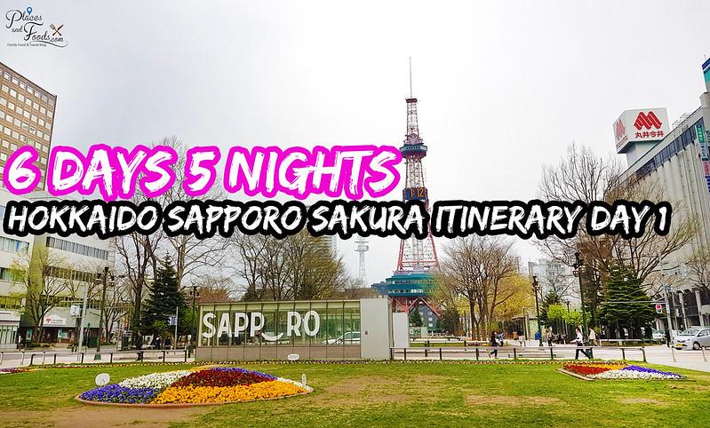 sapporo day 1