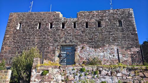 The King's Blockhouse on Devil's Peak.