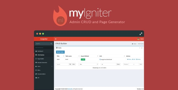 دانلود اسکریپت myIgniter v4.0.2