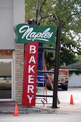 Naples Bakery Neon Sign ( Repo) by Roberto41144