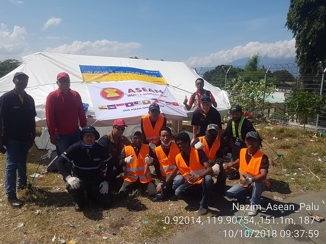 Emergency response in Sulawesi 2018 (ERAT-UNDAC Interoperability_Inside the JOICCA)