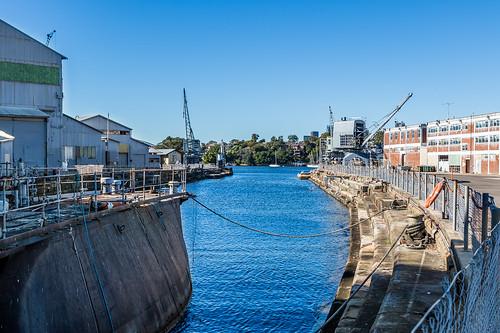 Fitzroy_Dock